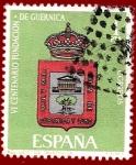 Sellos del Mundo : Europa : España : Edifil 1721 Escudo de Guernica 1