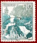 Stamps Spain -  Edifil 1726 Valle de Bohí (Lérida) 0,10