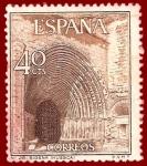 Sellos del Mundo : Europa : España : Edifil 1728 Sigena (Huesca) 0,40