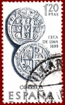 Stamps Europe - Spain -  Edifil 1753 Ceca de Lina 1699 1,20