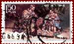 Stamps Europe - Spain -  Edifil 1764 Navidad 1966 1,50