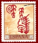 Stamps : Europe : Spain :  Edifil 1781 Cueva de La Silla 1