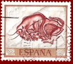 Stamps : Europe : Spain :  Edifil 1782 Cueva de Altamira 1,20