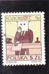 sellos de Europa - Polonia -  ZODIACO-CAPRICORNIO