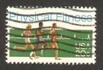 Stamps United States -  1477 - Mes nacional de actividades deportivas