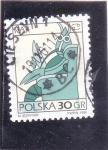 Stamps Poland -  ZODIACO- CANCER