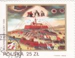 Stamps : Europe : Poland :  BATALLA