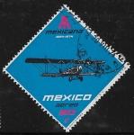 Sellos del Mundo : America : México :  50 años de Mexicana de Aviación