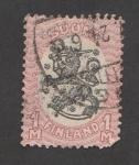 Stamps : Europe : Finland :  Escudo país