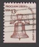 Stamps : America : United_States :  CCampana de la libertad