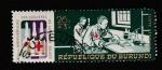 de Africa - Burundi -  50 Aniv. Cruz Roja
