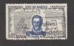 de Europa - Francia -  Edicto de Nantes por enrique IV