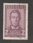 de America - Argentina -  Esteban Echevarría