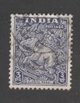 Stamps India -  Panel de Ajanta