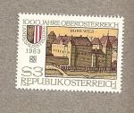 Sellos de Europa - Austria -  1000  Años Ciudad Wels