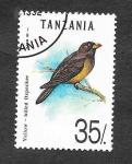 Sellos de Africa - Tanzania -  983 - Picabueyes Piquigualdo
