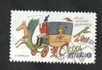 Sellos de Europa - República Checa -  682 - Diligencia Postal