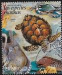 Stamps : America : Mexico :  Tortuga carey