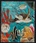 Stamps : America : Mexico :  Tortuga