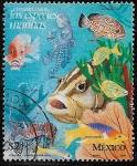 Sellos del Mundo : America : México :  Mero
