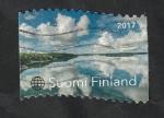 Stamps : Europe : Finland :  2463 - Paisaje