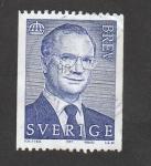 Stamps Sweden -  Gustavo rey