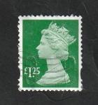 Stamps : Europe : United_Kingdom :  Elizabeth II