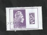 Stamps : Europe : France :  Marianne de Luquet