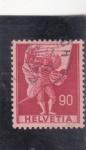 Stamps : Oceania : Australia :  ABANDERADO