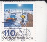 Stamps : Europe : Germany :  EXPEDICIÓN POLAR