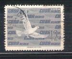 Sellos del Mundo : America : Uruguay : paloma