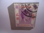 Stamps : Asia : Hong_Kong :  King George VI (1895-1952)
