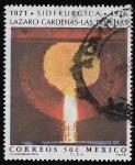 Sellos del Mundo : America : México :  Siderúrgica Lázaro Cárdenas-Las Truchas