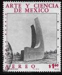 Sellos del Mundo : America : México :  Arte y Ciencia de México