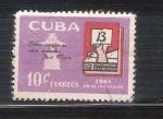Stamps America - Cuba -  año de la educación