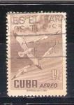 Stamps America - Cuba -  paloma
