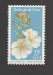 Stamps United States -  Flora en peligro