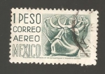 Stamps Mexico -  INTERCAMBIO