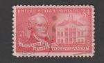 Stamps America - United States -  Bicentenario de Alexander Hamilton