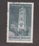 Stamps Europe - France -  Catedral de Rodez