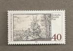 Stamps Germany -  Albrech Altdorfer