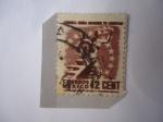 Stamps : America : Mexico :  Libertad - América Linda defiende su Libertad.