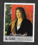 Sellos de America - Paraguay -  1313 - Obras Mundiales de la Vieja Pinacoteca de Munich