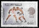Stamps Morocco -  Marruecos-cambio