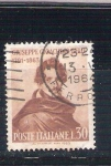 Sellos de Europa - Italia -  RESERVADO giuseppe gioachino belii