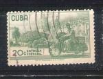 Sellos de America - Cuba -  RESEERVADO entrega especial