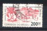 Sellos de America - Brasil -  IV cent de Río de Janeiro