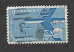 Stamps America - United States -  50 Aniv. de la Fuerza aérea de Estados Unidos