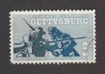 Stamps America - United States -  Centenario de la Guerra Civil