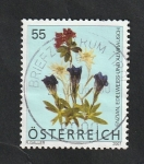 Stamps Europe - Austria -  2458 - Flor Edelweiss